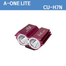 [A-ONE LITE][CU-H7N 헤드랜턴/헤드라이트/쌍발라이트/전조등