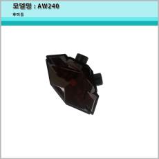 [A-ONE LITE] AW240 레이저 후미등 6구 LED 레이저라인 자동 ON,OFF기능