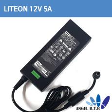 LITEON/PA-1061-71/12V5A/12v 5a/60W/5.5x2.5/LCD 아답타