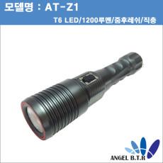 [A-ONE LITE][AT-Z1/T6 LED/줌후레쉬/라이트/직충/전조등/1200루멘