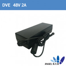 [DVE]DSA-96PFA-48 1 480200/DSA-96PFB-48 1/ 48V2A/ 48V 2A/SMPS 아답터