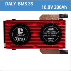 DALY 리튬이온 배터리 BMS 3S 200Ah 3S200Ah 10.8V 11.1V 12.6V 12.8v 12v 200a/12v200a  BMS 보호회로