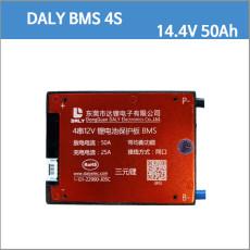 DALY 리튬이온 배터리 BMS 4S 50Ah 4S50Ah 14.4V 14.8V 16.8V  BMS 보호회로