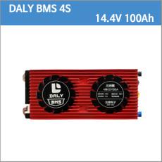 DALY 리튬이온 배터리 BMS 4S 100Ah 4S100Ah 14.4V 14.8V 16.8V  BMS 보호회로