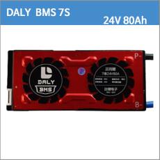 DALY 리튬이온 배터리 BMS 7S 80Ah 7S80Ah 24V80A/24V 80A 29.4V BMS 보호회로