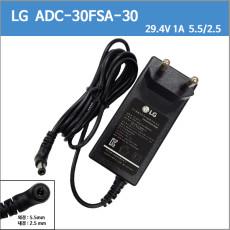 [스크래치상품][LG ]코드제로A9/A9S/S9 무선 청소기 충전기 /ADC-30FSA-30 29430EPK 29.4v1a/29.4V 1a  충전기 벽걸이형